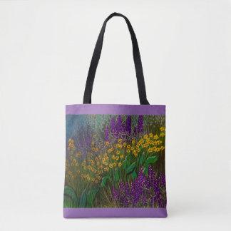 Fields of Lupine Bag