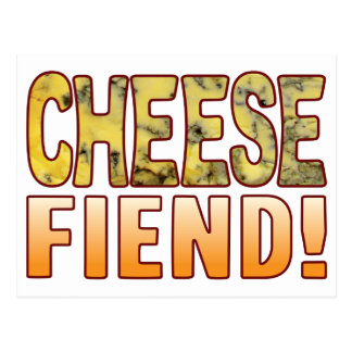 Fiend Blue Cheese Postcard