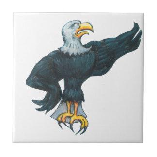 Fierce American Eagle Tile