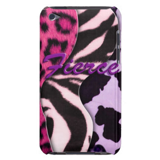 Fierce Animal Print Barely There iPod Covers