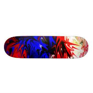 Fierce Color-War Skate Board