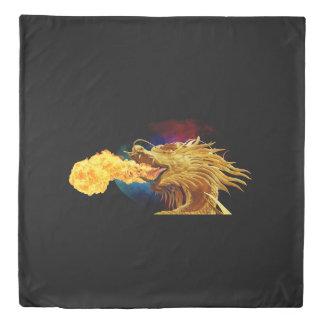 Fierce Dragon Duvet