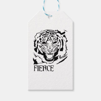 fierce gift tags