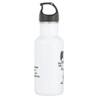 Fierce Ground Squirrel 532 Ml Water Bottle