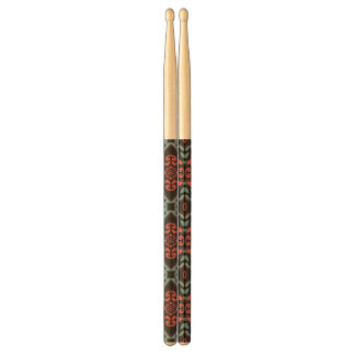 Fierce Heart Tribal Drumsticks
