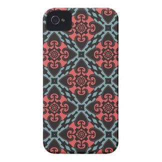 Fierce Heart Tribal iPhone 4 Covers