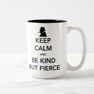 Fierce Large Mug