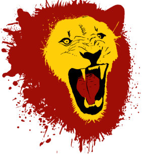 Lion Roar Keychains & Key Rings | Zazzle CA