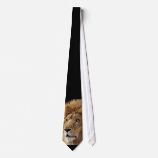 Fierce Lion Tie