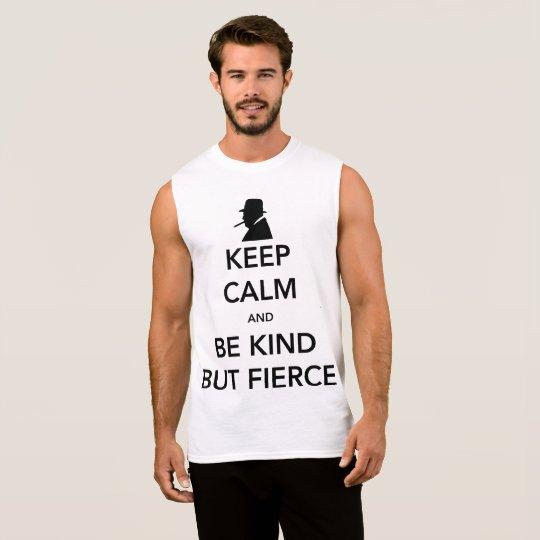 Fierce Men's Muscle Tank