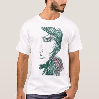 fierce model T-Shirt