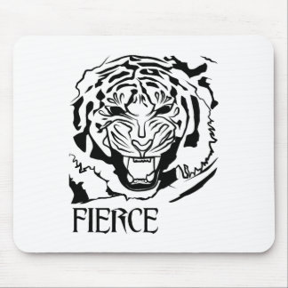 fierce mouse pad