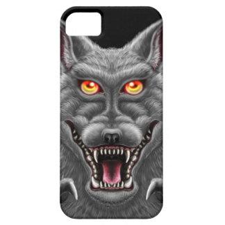 Fierce Werewolf Case For The iPhone 5