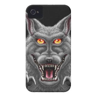 Fierce Werewolf iPhone 4 Cover
