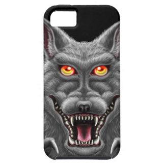 Fierce Werewolf iPhone 5 Case