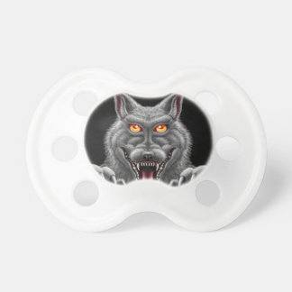 Fierce Werewolf Pacifier