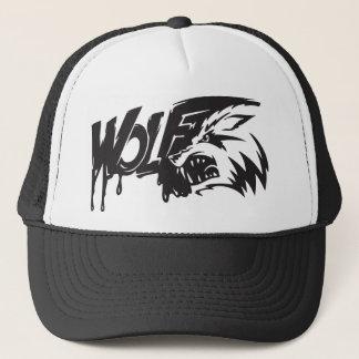 Fierce Wolf Trucker Hat