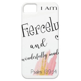Fiercely and Wonderfully Made Phone Case