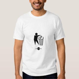 Fierté athée - croyances tee-shirts