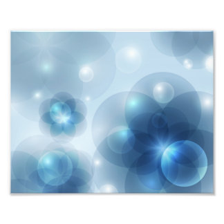 Fiery Bubbles Photo
