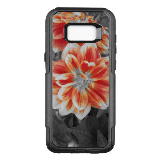 Fiery Dahlia OtterBox Commuter Samsung Galaxy S8+ Case