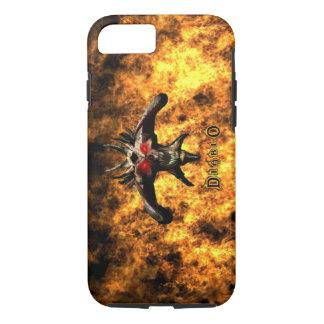 Fiery Diablo iPhone 7 Case