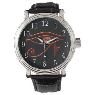 Fiery Eye Of Horus Watch