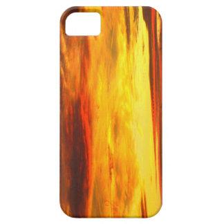 Fiery I-pad case