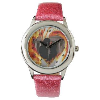 Fiery love watches