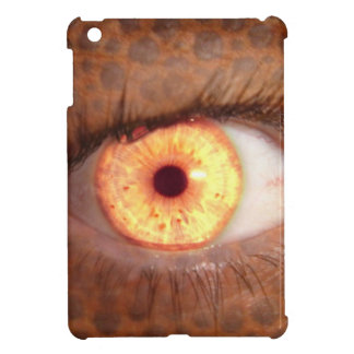 Fiery Mutant Eye Mouse Pad Cover For The iPad Mini