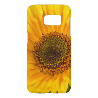 Fiery Sunflower Samsung Galaxy S7 Case