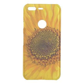 Fiery Sunflower Uncommon Google Pixel Case