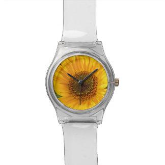 Fiery Sunflower Watch