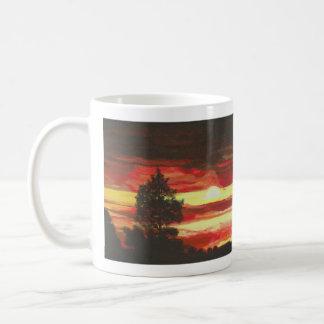 Fiery Sunset Mug