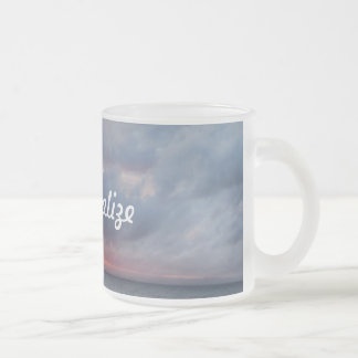 Fiery Sunset Mug