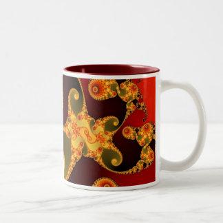 Fiery Tentacles Mug