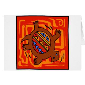 Fiery-Torto Card