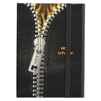 Fiery Zipper Case For iPad Air