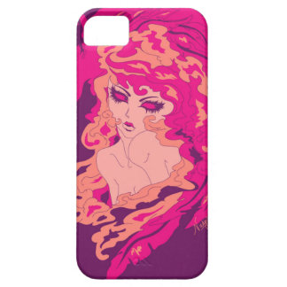 fierylady iPhone 5 cover