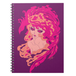 fierylady notebooks