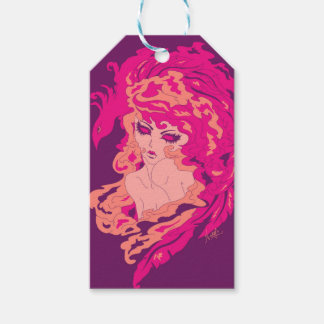 fierylady pack of gift tags