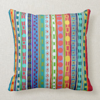 Fiesta 20 x 20 Poly Throw Pillow