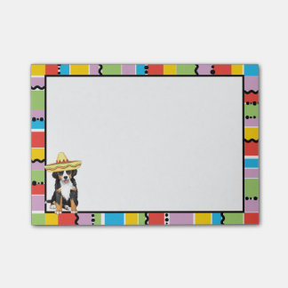 Fiesta Berner Post-it Notes