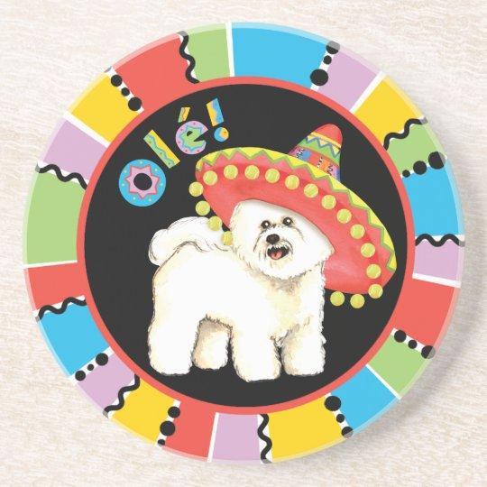 Fiesta Bichon Coaster
