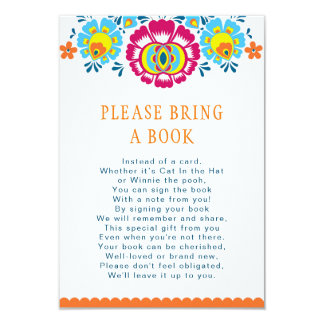 Fiesta Book Card