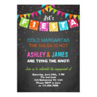 Fiesta Engagement Party Invitation