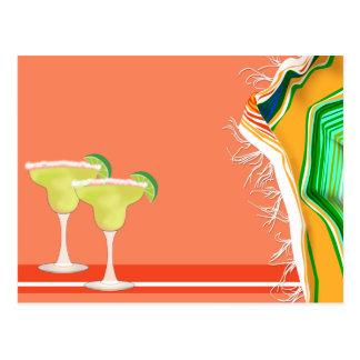 Fiesta Fun Party Postcard