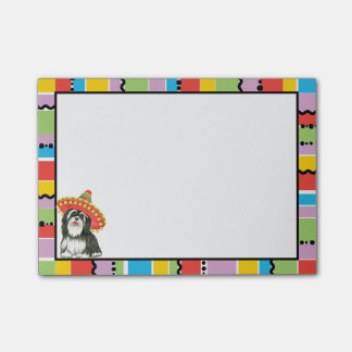 Fiesta Havanese Post-it® Notes