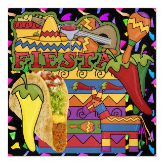 Fiesta Invitation by SRF