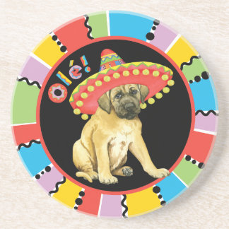 Fiesta Mastiff Coaster